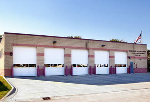 Knollwood fire station